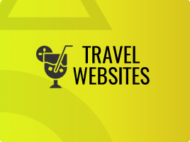 Tours Travel Hotels Website Design