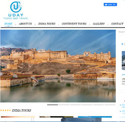 Delhi Tour Operator Website design